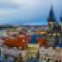 Злата Прага. Город тысячи шпилей.