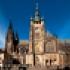 Собор святого Вита - одна из наиболее популярных достопримечательностей Праги