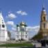 на Соборной площади Коломенского кремля