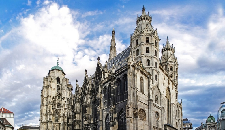 Собор святого Стефана - национальный символ Австрии