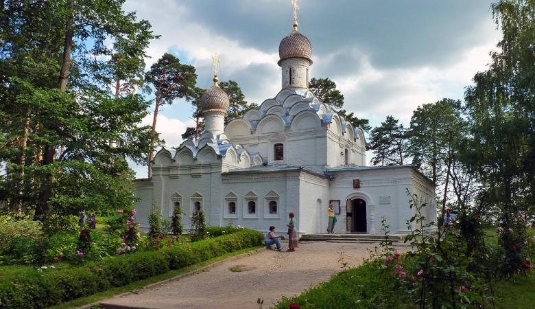 Храм Михаила-Архангела