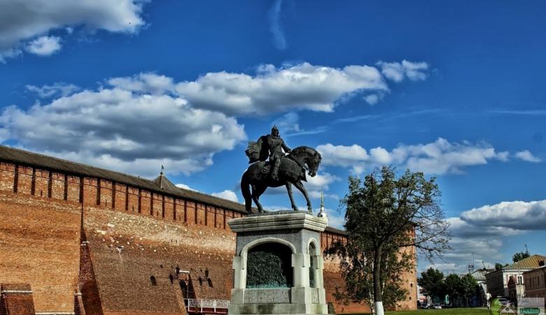 Много страниц истории Коломны связаны с Дмитрием Донским
