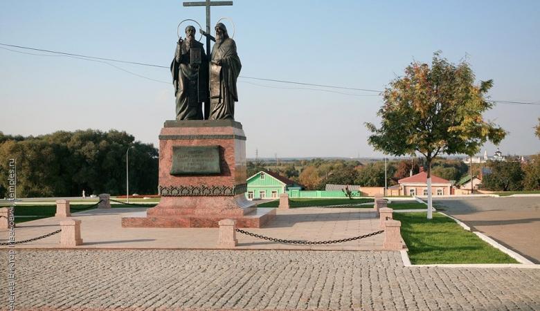 Кирилл и Мефодий - просветители славян