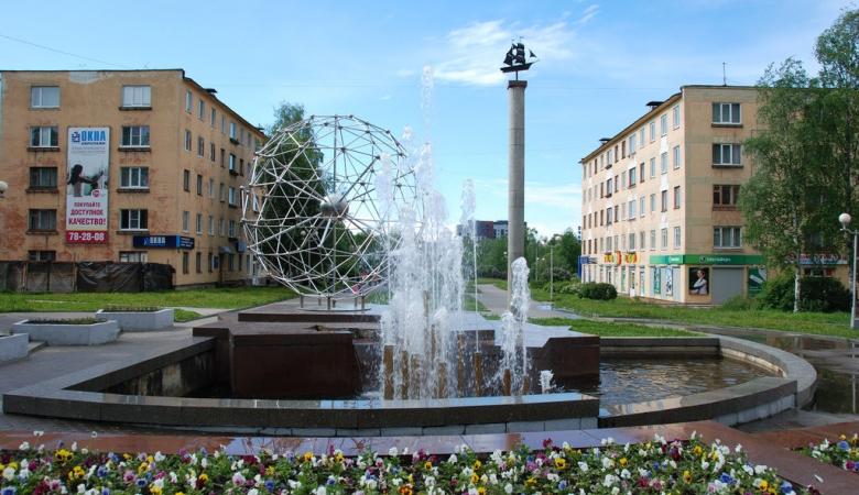 Уголок Петрозаводска