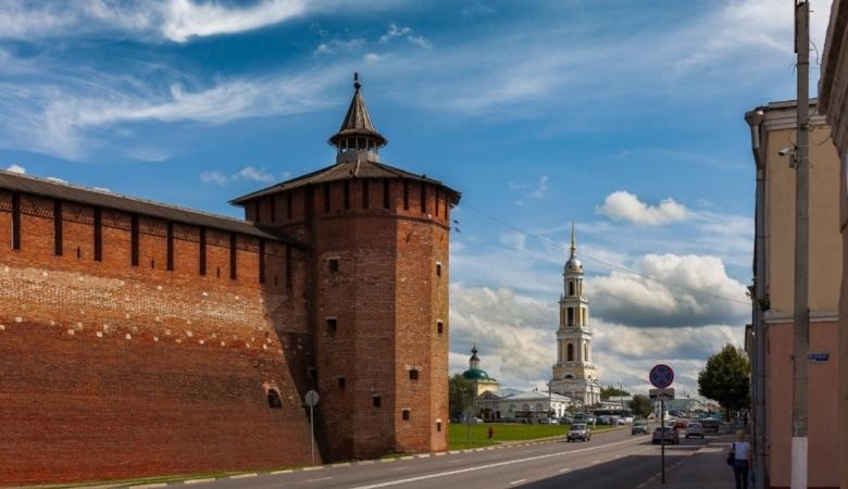 Полная тайн Маринкина башня