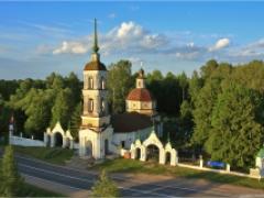 родовая церковь в Спас-Угле