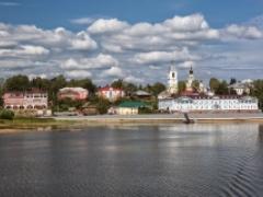 Мышкин - город Волжский